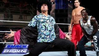 SmackDown Dance-off: WWE SmackDown, Sept. 13, 2013