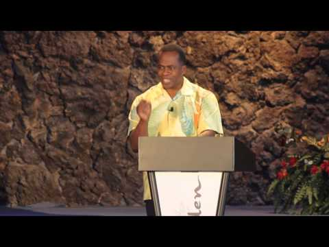 Dr Gene James- Giving Thanks in Everything