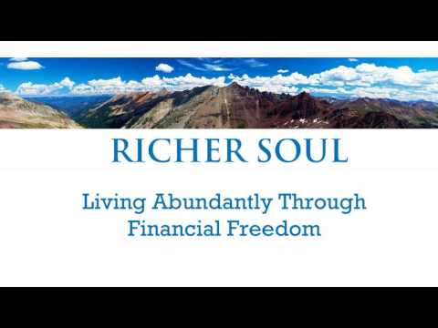 Ep 0020 Richer Soul Creating an Investment Process with Todd Tresidder