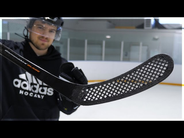 IS IT TRASH? - HOLES IN THE BLADE HOCKEY STICK (TOVI)