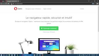Fixit tips and tricks Using Opera Web Browser to use a VPN for free