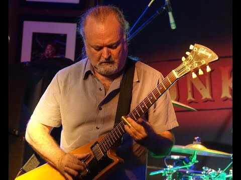 It Hurts Me Too Tinsley Ellis  on Blues Radio InternationalTV, October 7, 2017