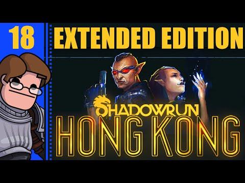 Let's Play Shadowrun Hong Kong: Shadows of Hong Kong Part 18 - Tai Po