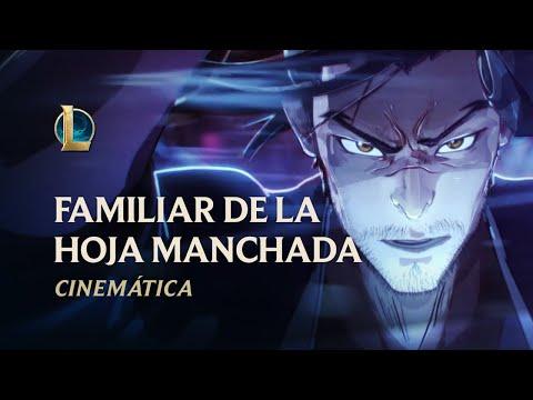 Familiar de la Hoja Manchada | Cinemática de Florecer espiritual 2020 - League of Legends