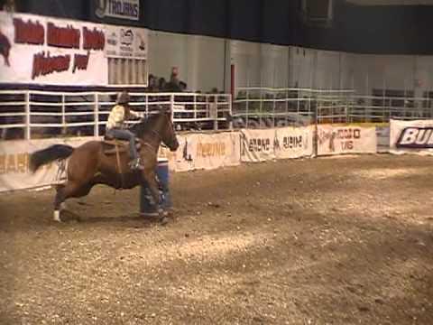 Tisdale CCA Rodeo. Nicole & Crime Dreamer 2012