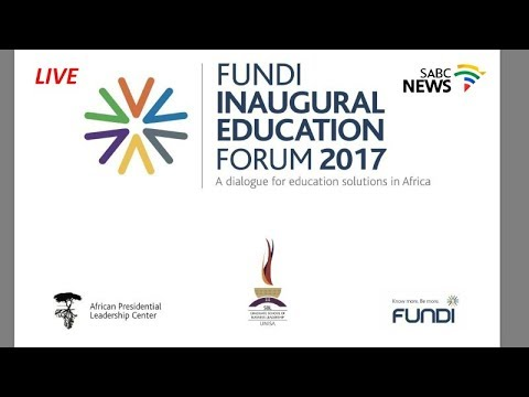 The inaugural Fundi Education Forum