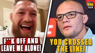 Conor McGregor DEFENDS Jose Aldo & GOES OFF on Anthony Smith & Khabib, Gastelum REACTS after loss