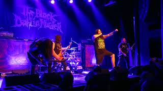 THE BLACK DAHLIA MURDER - Palác Akropolis, Prague - 21. 2. 2018