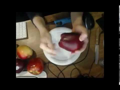 Печеные яблоки польза Womanru