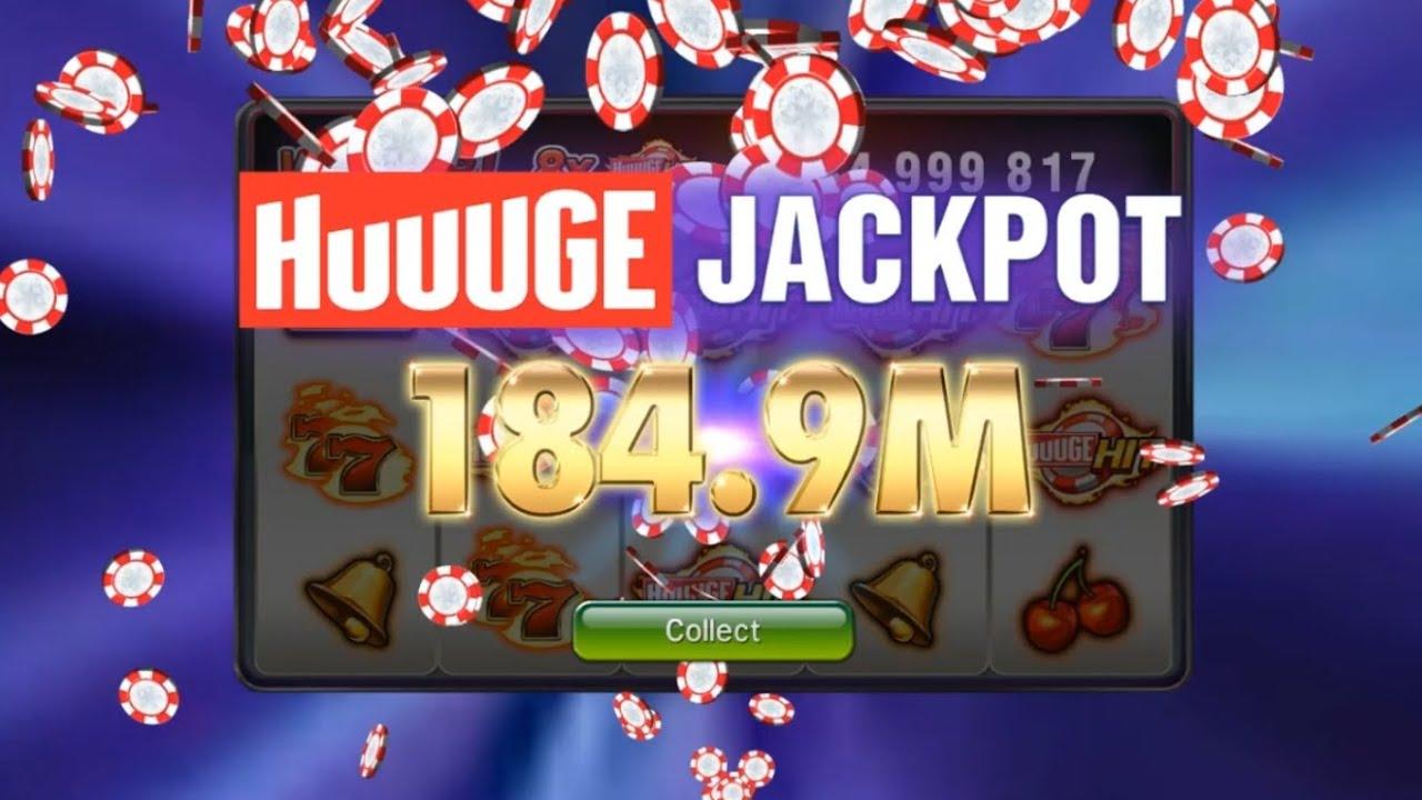 Win Jackpot Huuuge Casino