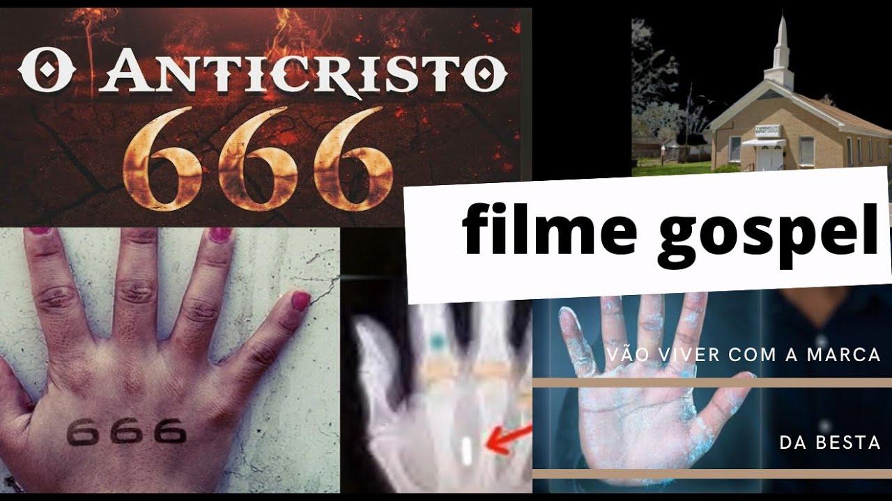 Filme Gospel l O anticristo e a marca da besta - filme Completo Dublado