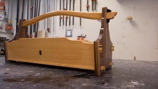 Diy, Build A Classic Tool Box, Time Lapse