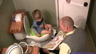 Potty Training Advice Video from Pamper's Welcome to Parenthood