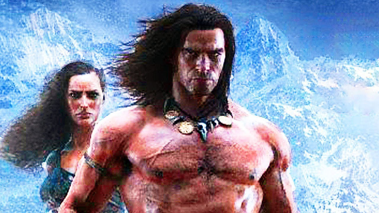 CONAN EXILES The Frozen North Trailer (2017) Free DLC