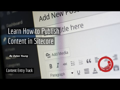 All About Publishing in Sitecore