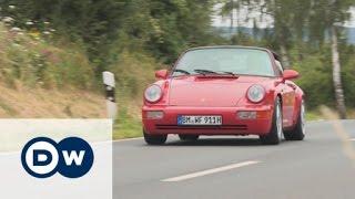 Oldtimer-Traum: Porsche 911   DW Deutsch