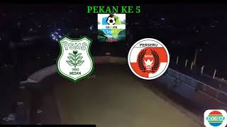 Download Video LANJUTAN GOJEK LIGA 1 2018 PSMS MEDAN VS PERSERUSERUI MP3 3GP MP4