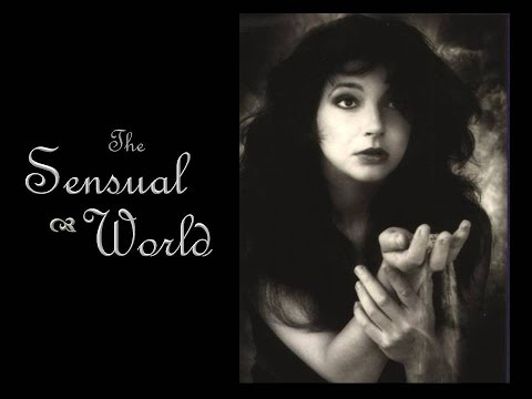 Kate Bush - The Sensual World (with lyrics)