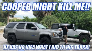 Download I STOLE Coopers Old Fat Hoe And Modded It While He Is Out Of Town! (Don't Be Mad Cooper!) Mp3 and Videos