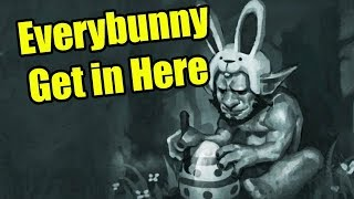 Hearthstone Tavern Brawl: Everybunny Get in Here