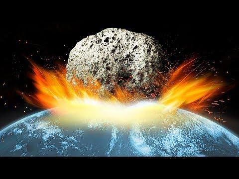 Что, если бы астероид упал на 10 секунд позже
