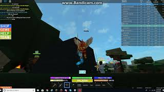 Roblox Field Of Battle: Killing the general behind
