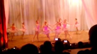 Балет в Ярославле в школе номер 1