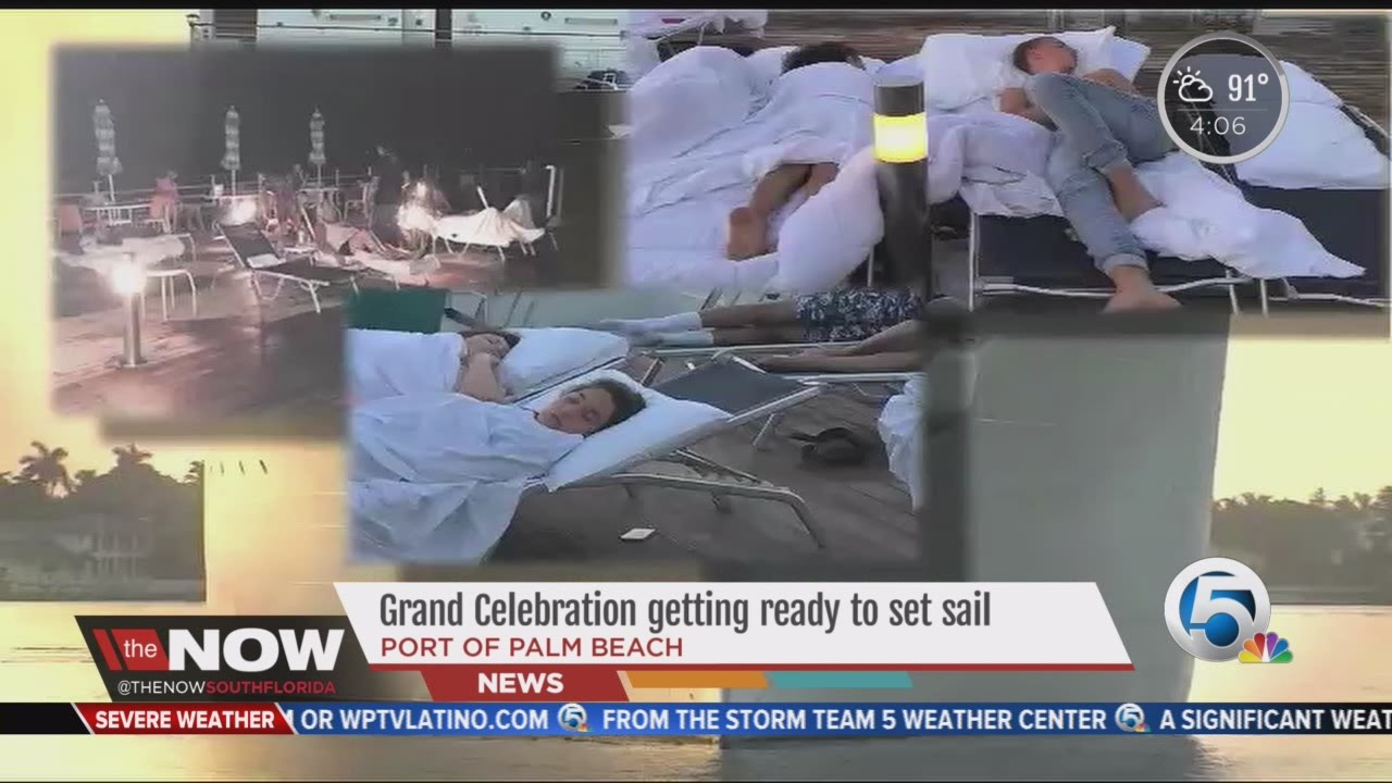 Celebration Cruise Out Of West Palm Beach