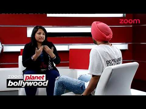 Diljit Dosanjh In An EXCLUSIVE Interview