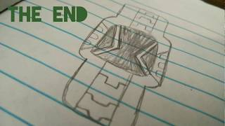 How to Draw the Omnitrix - Ben 10 (Easy)