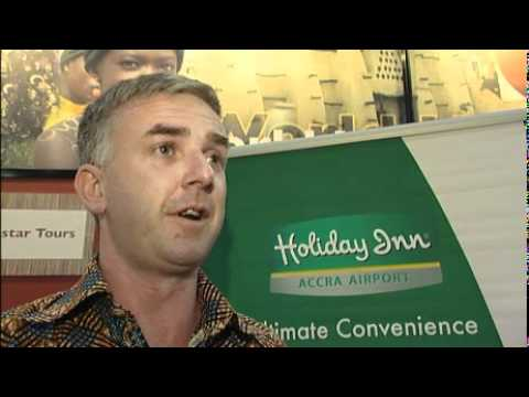 Ghana - Holiday Inn Accra Airport