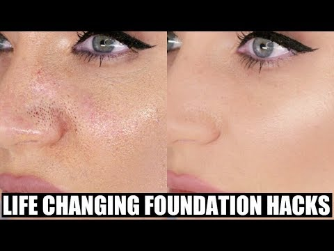 Foundation Hacks That Will Change Your LIFE! Foundation Dos and Donts