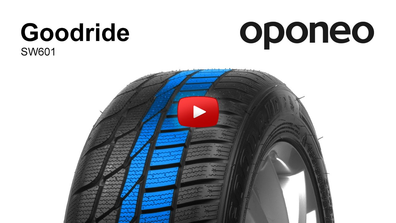 Tyre Goodride Sw601 Winter Tyres Oponeo Youtube
