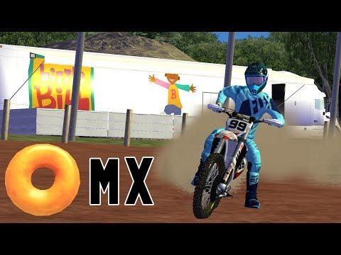 MX Simulator: Rippin the Donut Training Facility