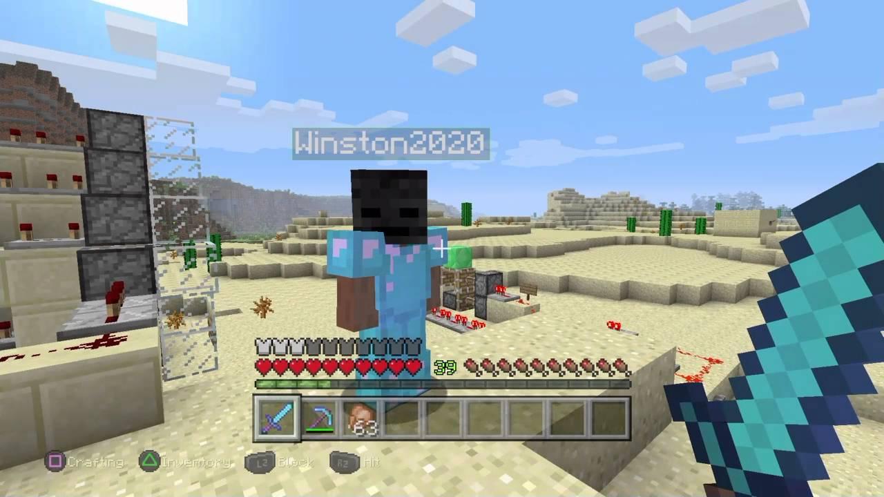 Minecraft PS12  The Vex Portal - YouTube
