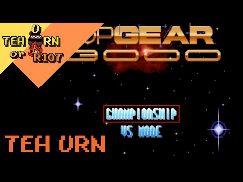 Top Gear 3000 | TEH URN