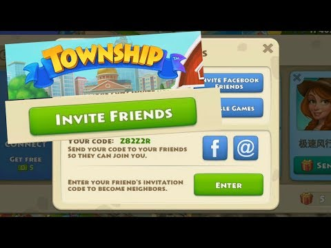 Township - Inviting Friends