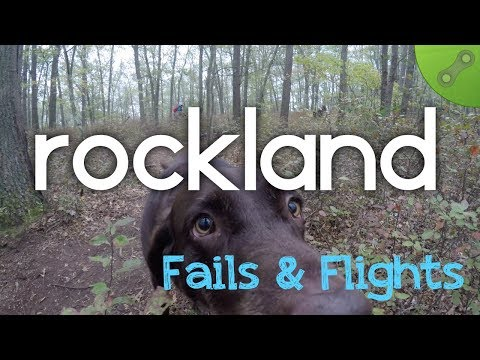 MTB Fails & Flights at Rockland Preserve :: Mountain Biking Connecticut
