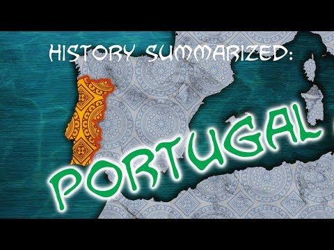 History Summarized: The Portuguese Empire