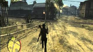 Red Dead Redemption Undead Nightmare (Playstation 3) Game Play