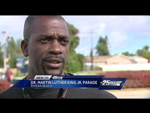 Dr. Martin Luther King Jr. Parade