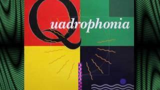 """QUADROPHONIA  """"Quadrophonia"""""""