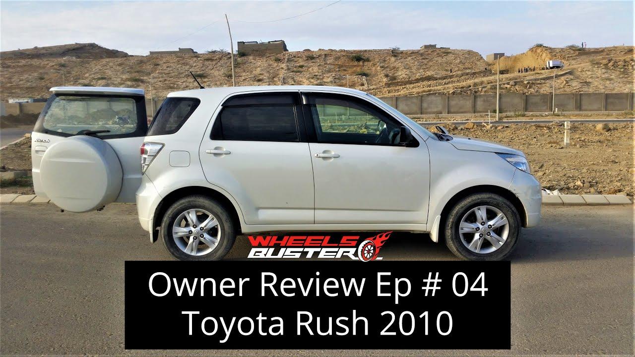 Kekurangan Toyota Rush 2013 Spesifikasi