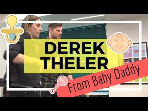 Derek Theler: Danny Wheeler from Baby Daddy playing charades