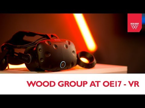 Offshore Europe 2017 – Wood Group virtual reality