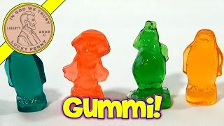 3-dees Fruit Flavored Gummies Madagascar Movie Characters, Au'some Candy