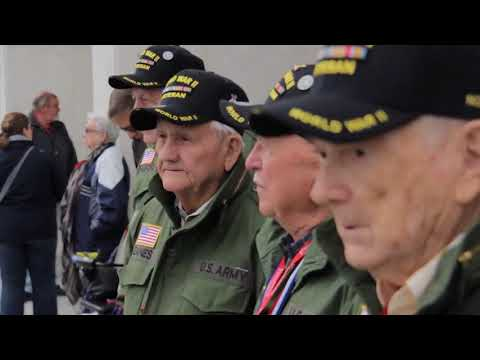 WWII 502nd PIR VET REUNITED WITH LOST GEAR