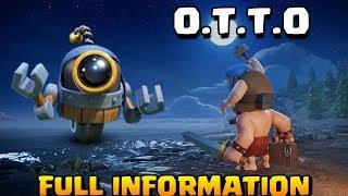 What is O.T.T.O How it's work in Clash of Clans Full Explanation