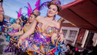 Grupo Femenino BOLIVIA - Con que Derecho (Morenada Bellavist...