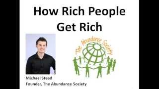 How Rich People Get Rich